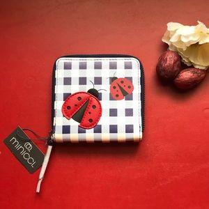 New ladybug 🐞 wallet